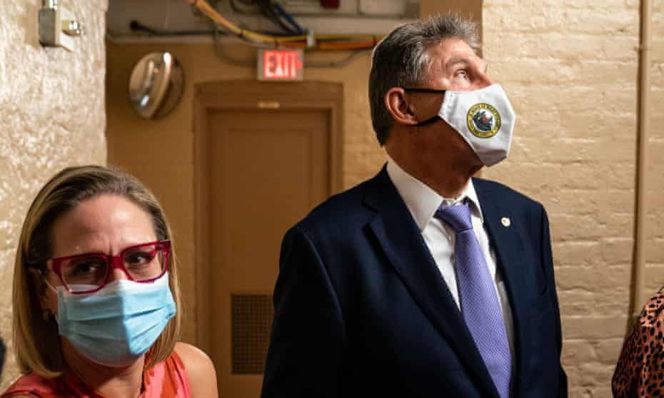 Senators Kyrsten Sinema and Joe Manchin have balked at the price of Joe Biden's Build Back Better Act, but Congress routinely passes bills with fiscal implications this large or larger.