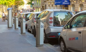 Plans For An Electric Car Charging Point In Every New Home In