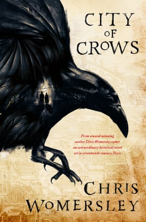 Cover image for City of Crows by Chris Womersley