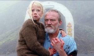 Ída Mekkín Hlynsdóttir and Ingvar Sigurðsson in A White, White Day.