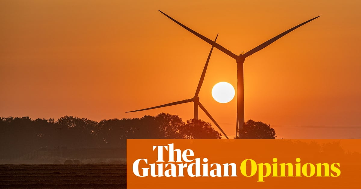 The climate crisis should be at the heart of the global Covid recovery | Green economy | The Guardian