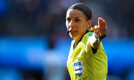Referee Stephanie Frappart and her assistants breaking new ground | Suzanne Wrack