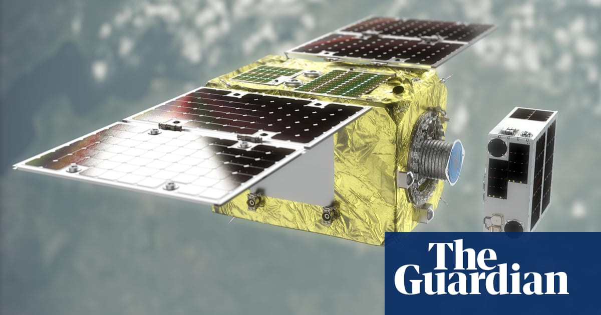 Spacewatch: mission to clean up space debris set for launch