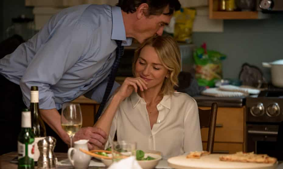 Naomi Watts in Gypsy with Billy Crudup.