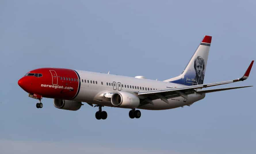Norwegian's cuts were said by the pilots union Balpa to be further evidence of the industry's 'jobs death spiral'.