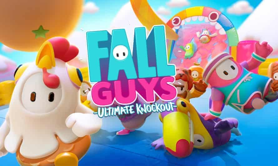 Fall Guys screenshot