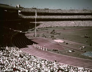 The mixed fortunes of Melbourne's 1956 Olympic venues, 60
