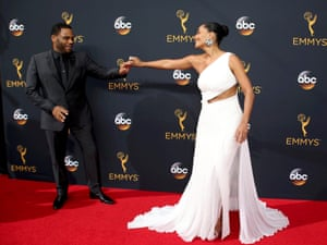 Anthony Anderson and Tracee Ellis Ross of Black-ish