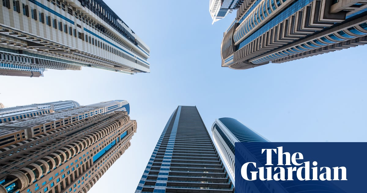 The building creaks and sways': life in a skyscraper
