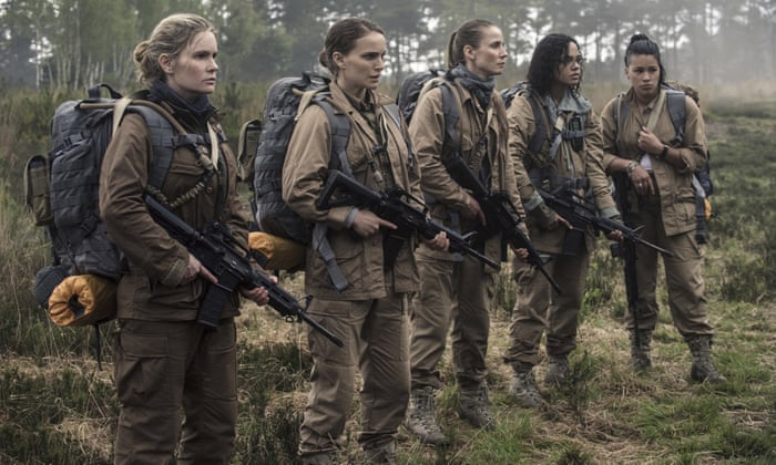Was Annihilation too brainy for the box office? | Film | The Guardian