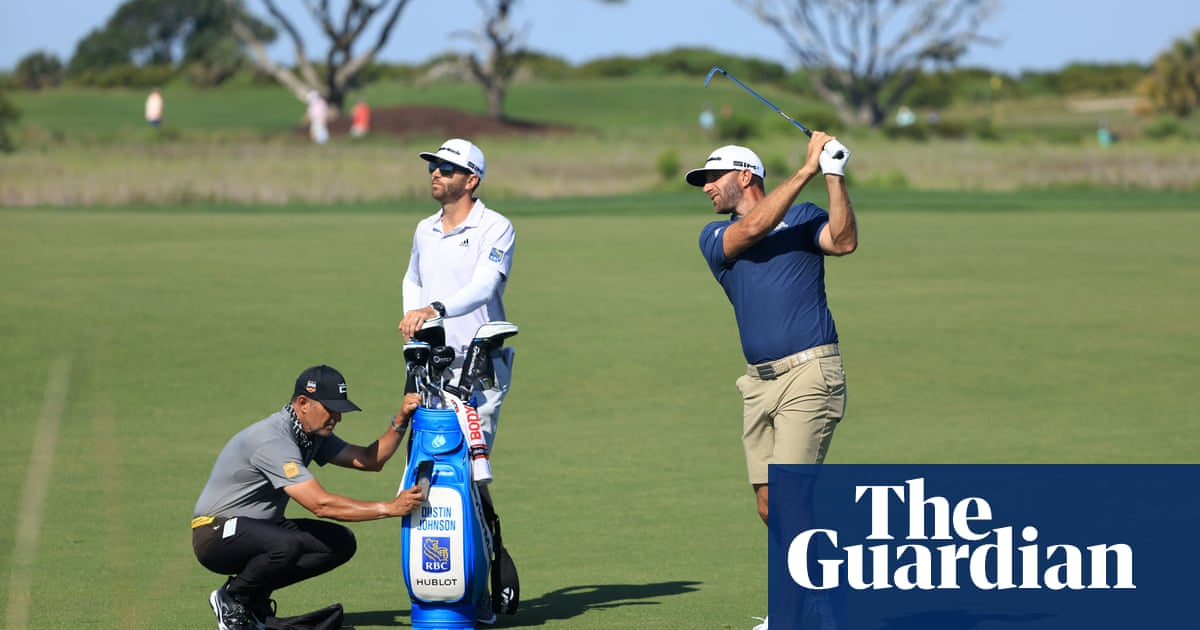 PGA chief executive tells golfers to be 'mindful' of Saudi-backed tour