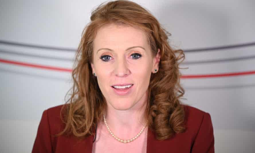 آنجلا راینر ، معاون رهبر حزب کارگر