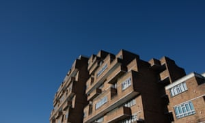 Post-war civic buildings photographed by Robert Clayton