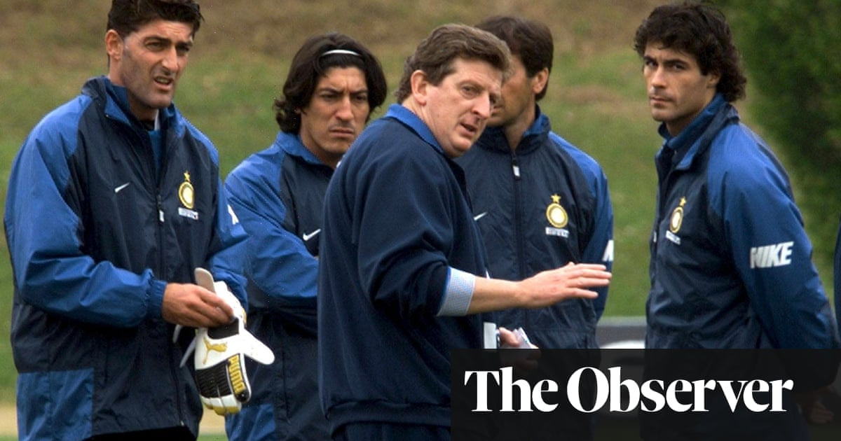 Gianluca Pagliuca: Roy Hodgson was a great Inter coach but the press got under his skin