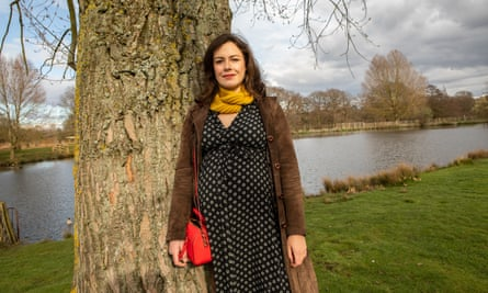 'Elation comes in many forms': Isabel Hardman in London's Richmond Park