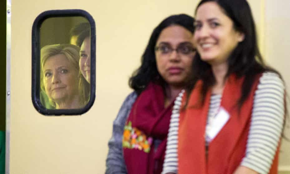 hillary clinton young women voters