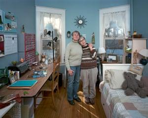 Parents Susan and Chris