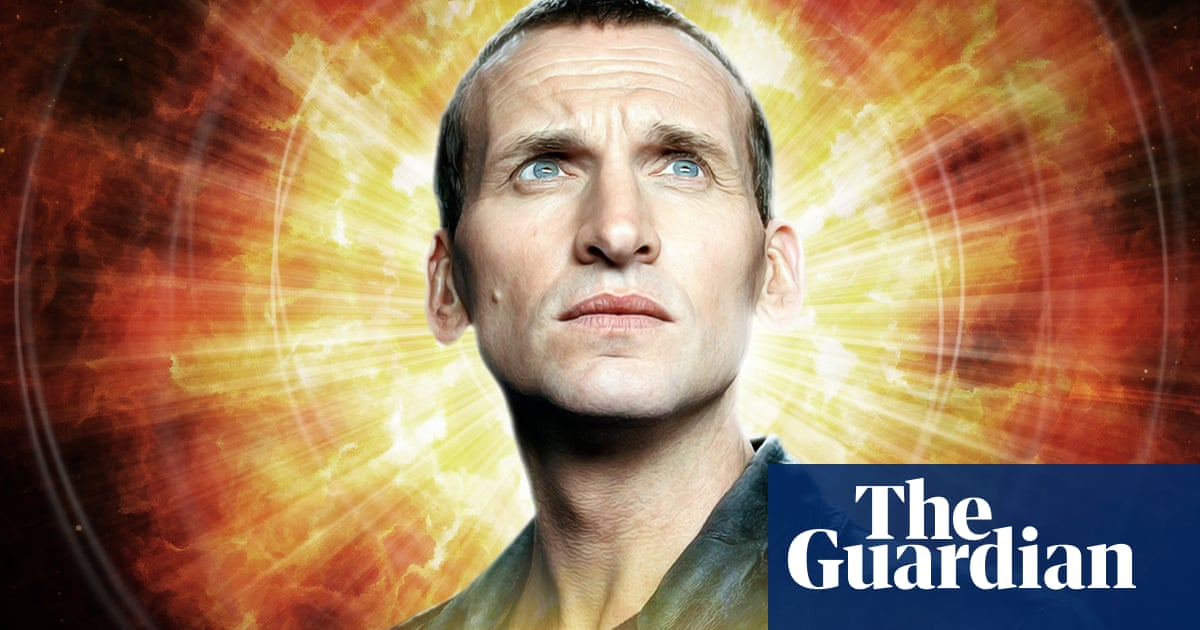 Christopher Eccleston to return as Doctor Who in new audio adventures