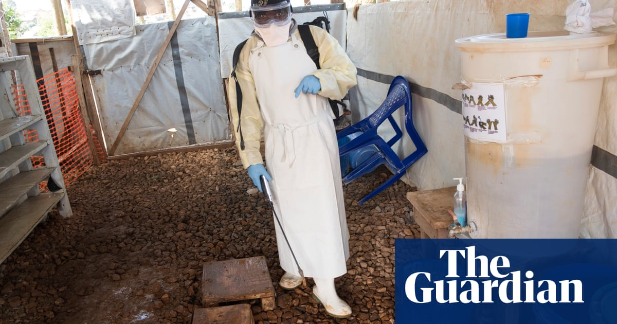 Ebola is back – can it be contained? –podcast