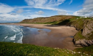 Your room for the night … the Gower
