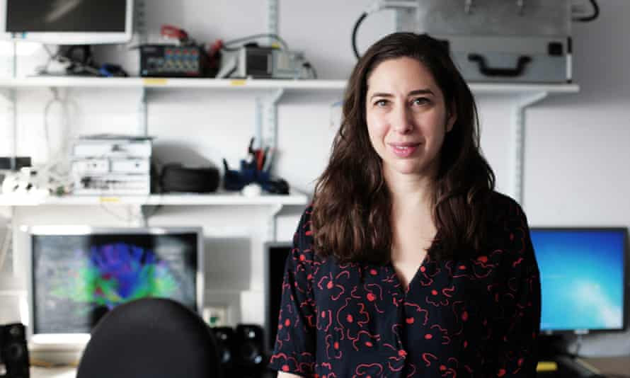 Prof Sarah Garfinkel, whose research has helped lead to the trial of interoception-directed therapy.