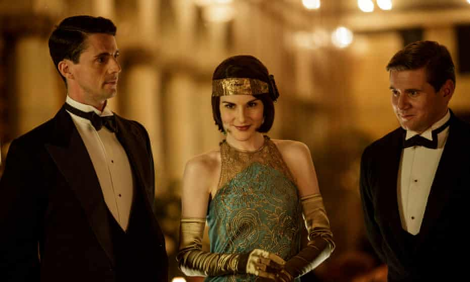 Downton Abbey: the proposed new subscription service could contain content from ITV as well as the BBC.