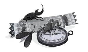 MG Leonard's Beetle Queen Chapter 35 Christmas beetles