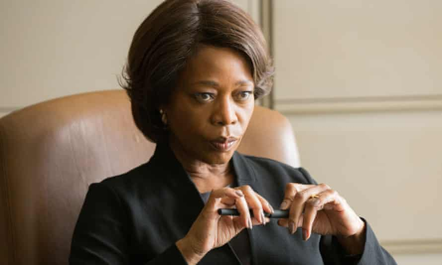 Alfre Woodard, nominated for best actress for Clemency.