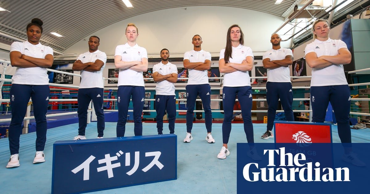 Boxers on the Tokyo medal trail and aiming to emulate Team GB legends