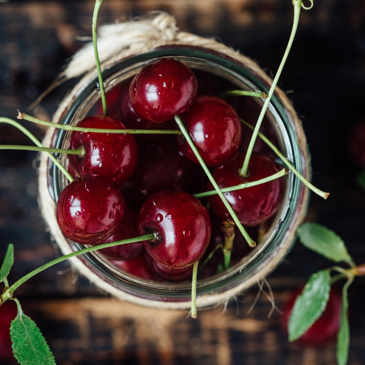 Juicy fruits: 17 ways to cook with cherries – from sorbet to vodka to black  forest gateau | Fruit | The Guardian