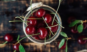Time to embrace the cherry season.