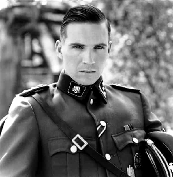 As Amon Göth in Schindler's List.