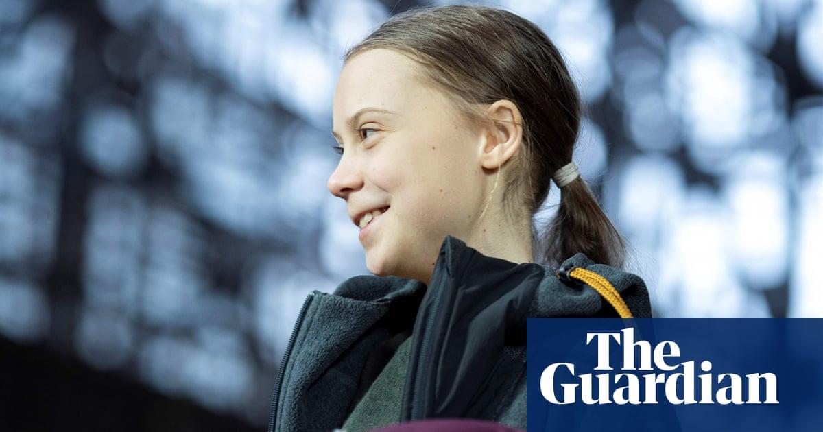 Greta Thunberg dubs herself a 'bunny-hugger' after Boris Johnson's climate remarks