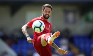 Danny Ings has been left out of Liverpool's pre-season tour of the US.