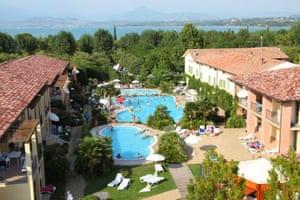 Campsite Bella Italia, Lake Garda, Italy