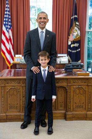 Alex Myteberi Obama letters