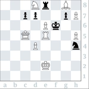 Chess: national solving championship opens to entries from Britain