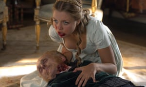 Pride and Prejudice and Zombies.