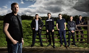 Working Class White Men review – Professor Green finds tales of hope