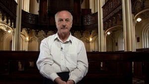 Confession … former priest Oliver O'Grady, who admitted past child abuse in Deliver Us From Evil.