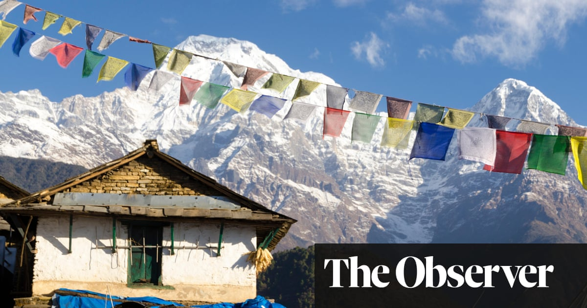 Himalayan highs … and lows: trekking in Nepal | Travel | The Guardian