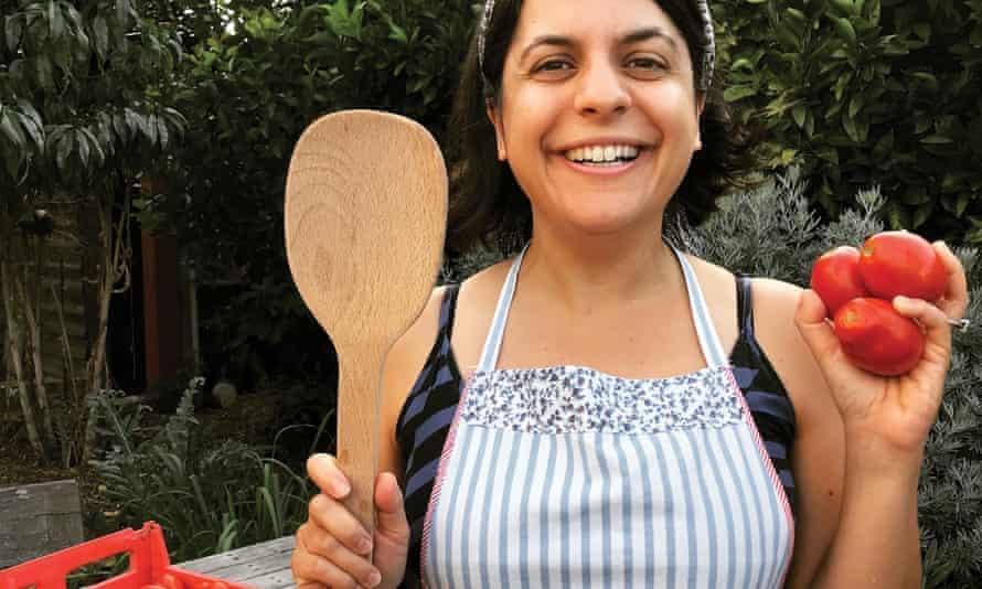 تقول جاكلين جروبي إن استكشاف وتذوق طعام تراثك الثقافي سيساعد في تحديث الوصفات.
