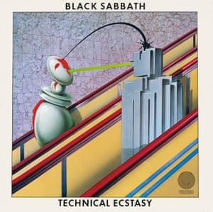 Black Sabbath, Technical Ecstasy, 1976
