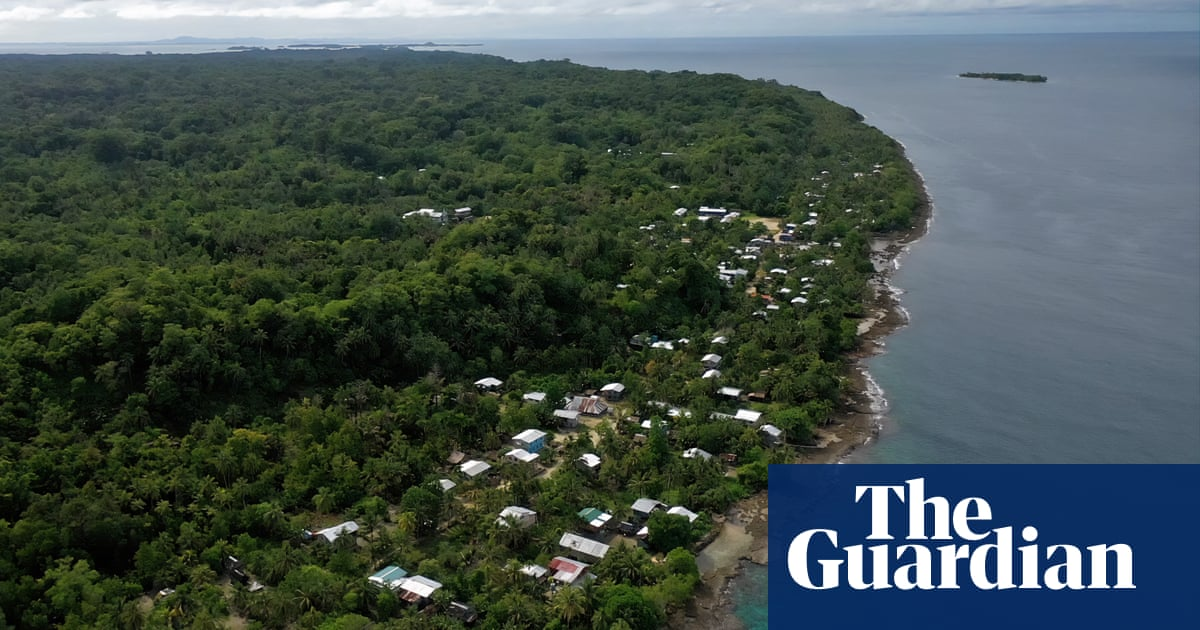 The little island that won: how a tiny Pacific community fought off a giant mining company