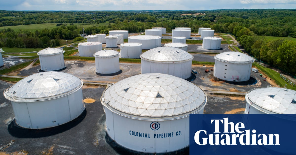 Shutdown of US pipeline after cyber attack prompts worry over gas prices