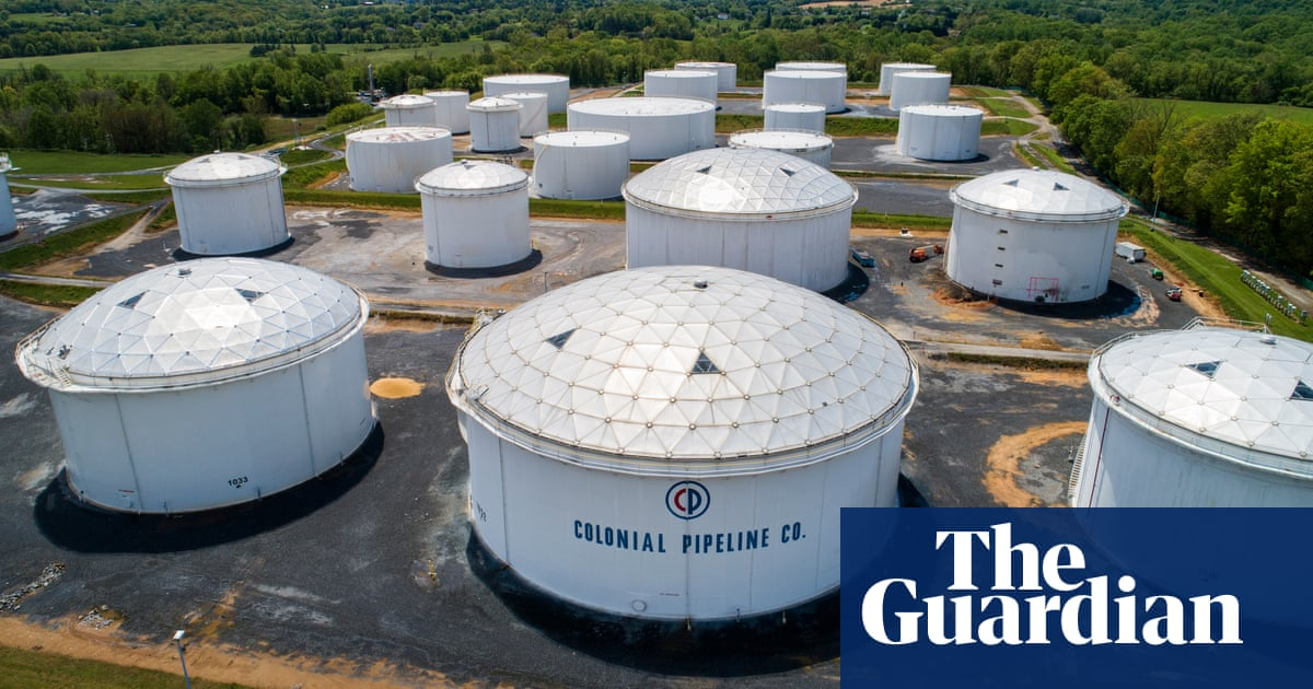 Hacking group suspected in US pipeline shutdown claims goal is to make money