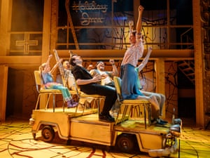 Little Miss Sunshine at the Arcola.