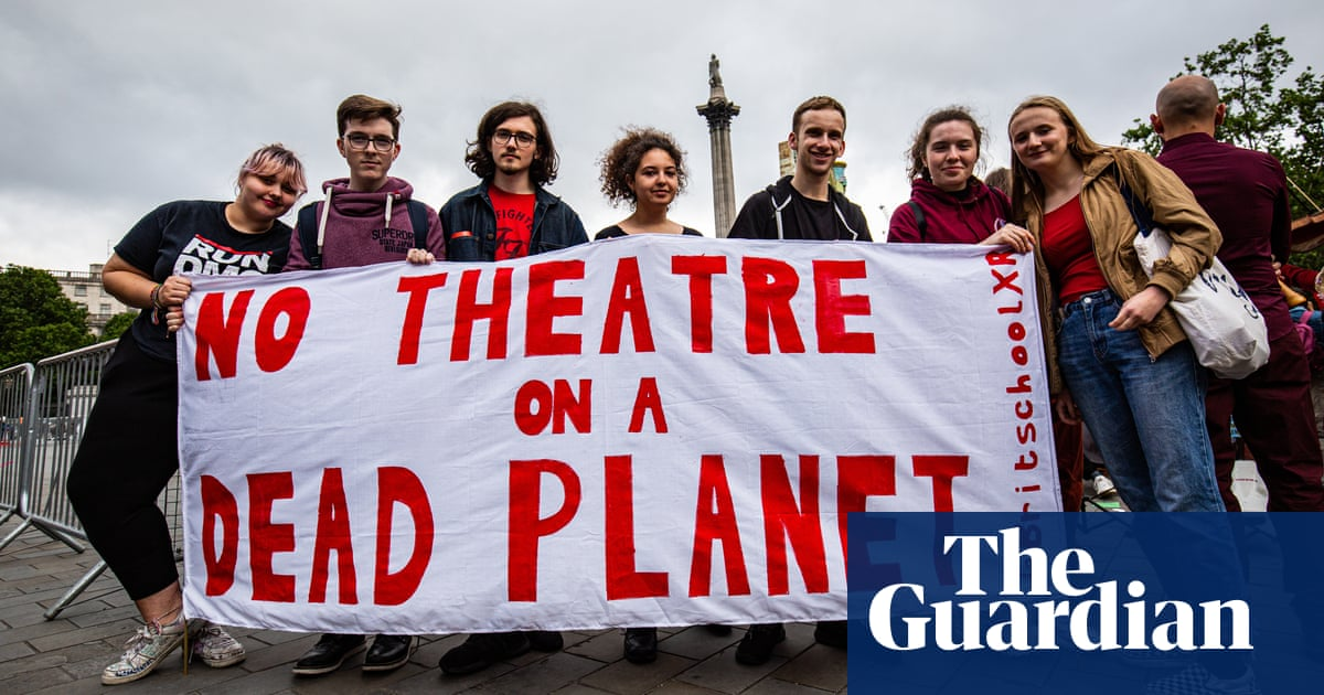 BP boss says protests against its arts funding 'just feel odd'