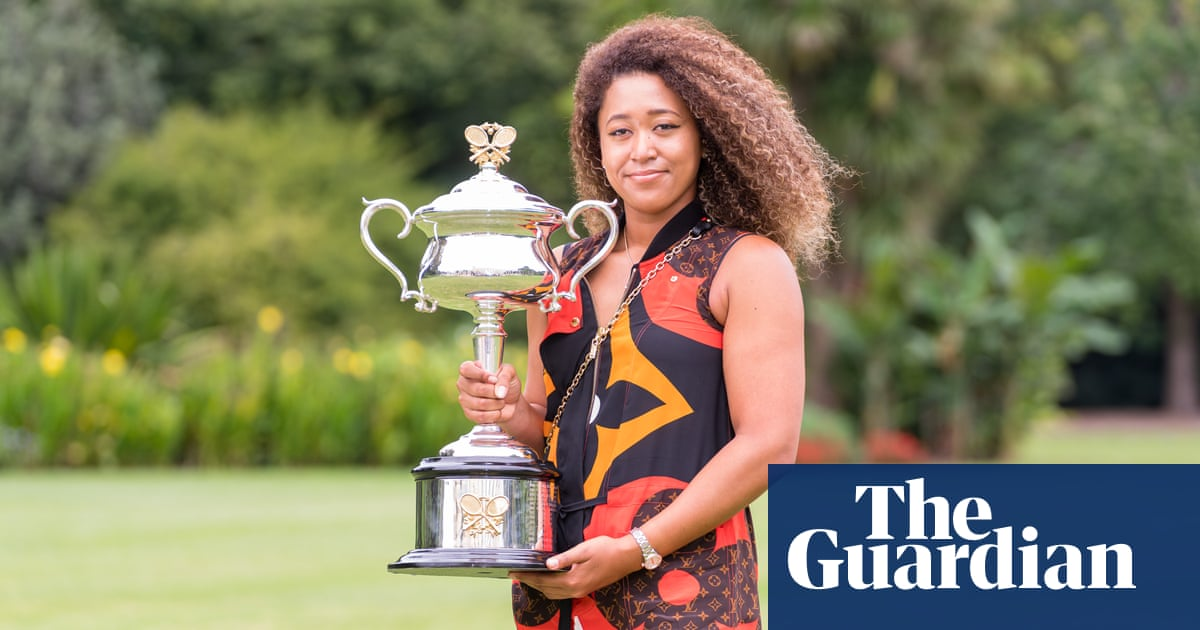 Naomi Osaka aims for all-surface dominance to fulfil potential