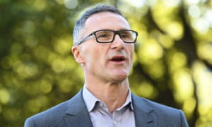 The Labor party has taken the wrong reasons from its election loss, Richard Di Natale to tell Greens party faithful